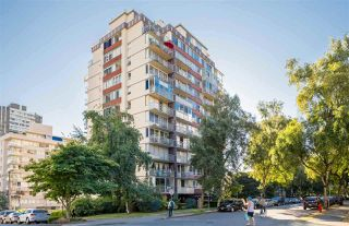 Photo 1: 1105 1100 HARWOOD STREET in Vancouver: West End VW Condo for sale (Vancouver West)  : MLS®# R2242836