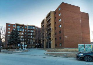 Photo 1: 704 2000 Sinclair Street in Winnipeg: Parkway Village Condominium for sale (4F)  : MLS®# 1808097