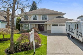 "Photo 1: 18648 62A Avenue in Surrey: Cloverdale BC House for sale in ""Eagle Crest"" (Cloverdale)  : MLS®# R2257720"