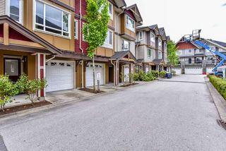 "Photo 1: 23 7088 191 Street in Surrey: Clayton Townhouse for sale in ""Montana"" (Cloverdale)  : MLS®# R2270261"