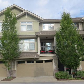 """Photo 1: 11 22225 50 Avenue in Langley: Murrayville Townhouse for sale in """"Murrays Landing"""" : MLS®# R2286198"""
