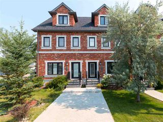 Main Photo: 4931 TERWILLEGAR Common in Edmonton: Zone 14 Attached Home for sale : MLS®# E4125082