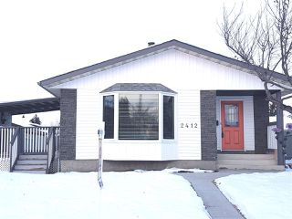 Main Photo: 2412 145A Avenue in Edmonton: Zone 35 House for sale : MLS®# E4133116