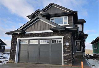 Main Photo: 20 EDISON Drive: St. Albert House for sale : MLS®# E4135317