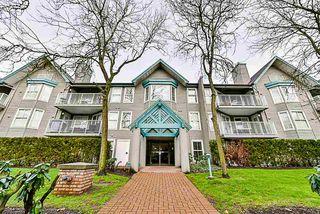 """Main Photo: 313 15110 108 Avenue in Surrey: Guildford Condo for sale in """"Riverpointe"""" (North Surrey)  : MLS®# R2328217"""