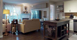 Photo 1: 403 279 Suder Greens Drive in Edmonton: Zone 58 Condo for sale : MLS®# E4139000