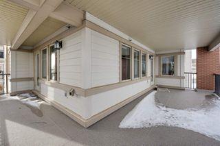 Photo 27: 209 4450 MCCRAE Avenue in Edmonton: Zone 27 Condo for sale : MLS®# E4140133