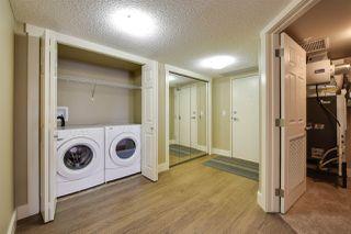 Photo 25: 209 4450 MCCRAE Avenue in Edmonton: Zone 27 Condo for sale : MLS®# E4140133