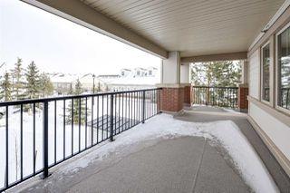 Photo 26: 209 4450 MCCRAE Avenue in Edmonton: Zone 27 Condo for sale : MLS®# E4140133