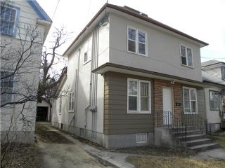 Main Photo: 340 Alfred Avenue in Winnipeg: North End Industrial / Commercial / Investment for sale (4A)  : MLS®# 1902960