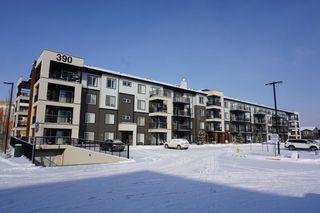 Main Photo: 136 390 Windermere Road in Edmonton: Zone 56 Condo for sale : MLS®# E4144042