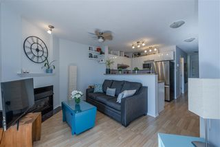 "Main Photo: PH11 868 KINGSWAY in Vancouver: Fraser VE Condo for sale in ""KINGS VILLA"" (Vancouver East)  : MLS®# R2346283"