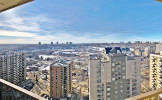 Photo 1: 1407 9903 104 Street in Edmonton: Zone 12 Condo for sale : MLS®# E4147714