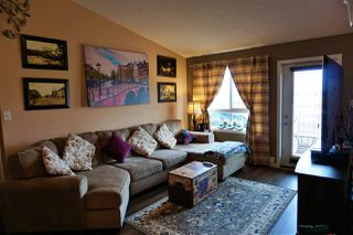 Photo 2: 408 5340 199 Street NW in Edmonton: Zone 58 Condo for sale : MLS®# E4148679
