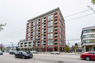 "Photo 1: 502 2689 KINGSWAY in Vancouver: Collingwood VE Condo for sale in ""SKYWAY TOWER"" (Vancouver East)  : MLS®# R2355485"