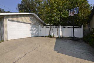 Photo 29: 10912 148 Street in Edmonton: Zone 21 House for sale : MLS®# E4151034