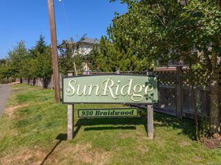 Photo 28: 321 930 BRAIDWOOD ROAD in COURTENAY: CV Courtenay East Row/Townhouse for sale (Comox Valley)  : MLS®# 812352