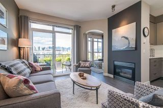 """Photo 3: 309 680 7TH Avenue in Vancouver: Fairview VW Townhouse for sale in """"LIBERTE"""" (Vancouver West)  : MLS®# R2369032"""