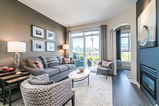 """Photo 2: 309 680 7TH Avenue in Vancouver: Fairview VW Townhouse for sale in """"LIBERTE"""" (Vancouver West)  : MLS®# R2369032"""