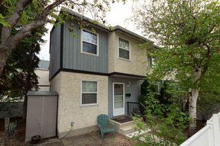 Main Photo: 193C HOMESTEAD Crescent in Edmonton: Zone 35 Townhouse for sale : MLS®# E4158254