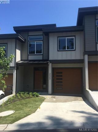 Photo 1: 2223 Echo Valley Rise in VICTORIA: La Bear Mountain Row/Townhouse for sale (Langford)  : MLS®# 411255