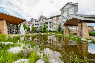 "Photo 18: 213 6490 194 Street in Surrey: Cloverdale BC Condo for sale in ""Waterstone"" (Cloverdale)  : MLS®# R2374232"