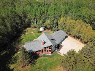 Main Photo: 33 53424 RGE RD 13: Rural Parkland County House for sale : MLS®# E4159476