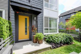 "Photo 1: 58 2358 RANGER Lane in Port Coquitlam: Riverwood Townhouse for sale in ""FREEMONT INDIGO"" : MLS®# R2376719"