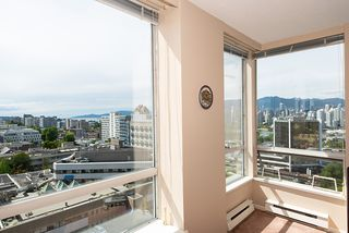 "Photo 4: 1801 2668 ASH Street in Vancouver: Fairview VW Condo for sale in ""Cambridge Garden"" (Vancouver West)  : MLS®# R2381106"