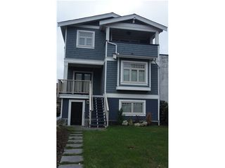 Photo 2: 1832 GREER Ave in Vancouver West: Home for sale : MLS®# V981196