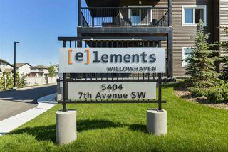 Photo 30: 117 5404 7 Avenue SW in Edmonton: Zone 53 Condo for sale : MLS®# E4168206