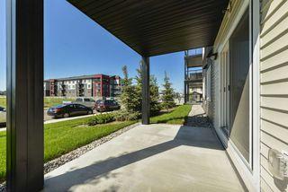 Photo 23: 117 5404 7 Avenue SW in Edmonton: Zone 53 Condo for sale : MLS®# E4168206