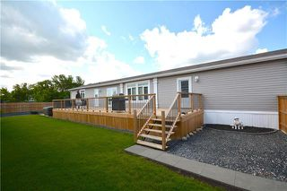 Photo 2: 9 Timber Lane in Winnipeg: Pineridge Trailer Park Residential for sale (R02)  : MLS®# 1922495