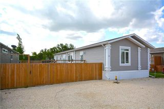 Photo 1: 9 Timber Lane in Winnipeg: Pineridge Trailer Park Residential for sale (R02)  : MLS®# 1922495
