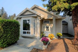 Main Photo: 7408 MORLEY Drive in Burnaby: Buckingham Heights House 1/2 Duplex for sale (Burnaby South)  : MLS®# R2399856