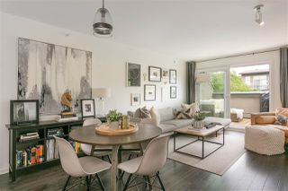 """Main Photo: 409 2181 W 12TH Avenue in Vancouver: Kitsilano Condo for sale in """"Carlings"""" (Vancouver West)  : MLS®# R2405478"""