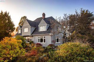 Photo 1: 2809 Burdick Ave in VICTORIA: OB Estevan Single Family Detached for sale (Oak Bay)  : MLS®# 829333