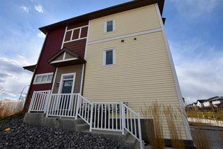 Photo 19: 69 320 SECORD Boulevard in Edmonton: Zone 58 Townhouse for sale : MLS®# E4184078