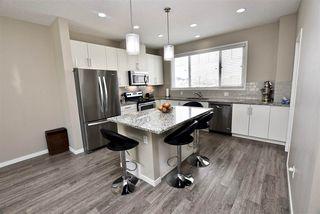 Photo 5: 69 320 SECORD Boulevard in Edmonton: Zone 58 Townhouse for sale : MLS®# E4184078