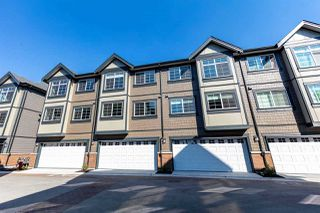 Photo 2: 72 7191 LECHOW Street in Richmond: McLennan North Townhouse for sale : MLS®# R2496678