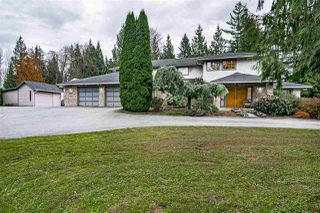 """Photo 1: 7838 229 Street in Langley: Fort Langley House for sale in """"Forest Knolls"""" : MLS®# R2526811"""