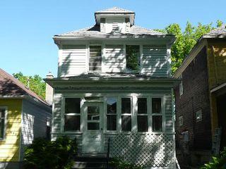 Main Photo: 489 Hethrington Avenue: Residential for sale (Fort Rouge)  : MLS®# 2810838