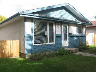 Photo 1: 22 PIRSON CR in Winnipeg: Residential for sale (Canada)  : MLS®# 1018500