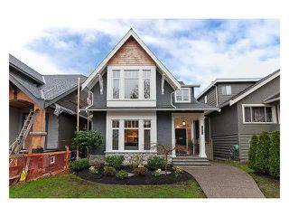 Photo 1: 3350 W 26TH Avenue in Vancouver: Dunbar House for sale (Vancouver West)  : MLS®# V943190