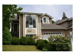 Main Photo: 124 PARKSIDE Drive in Port Moody: Heritage Mountain House for sale : MLS®# V892171