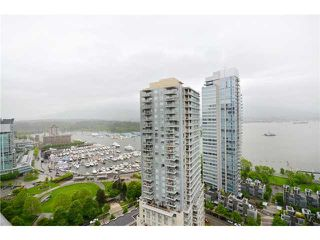 Photo 10: 2202 1228 W HASTINGS Street in Vancouver: Coal Harbour Condo for sale (Vancouver West)  : MLS®# V955427