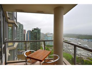 Photo 9: 2202 1228 W HASTINGS Street in Vancouver: Coal Harbour Condo for sale (Vancouver West)  : MLS®# V955427
