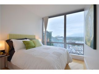 Photo 7: 2202 1228 W HASTINGS Street in Vancouver: Coal Harbour Condo for sale (Vancouver West)  : MLS®# V955427
