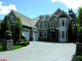 Photo 1: 35758 Goodbrand Drive in : Abbotsford East House for sale (Abbotsford)  : MLS®# F1118723