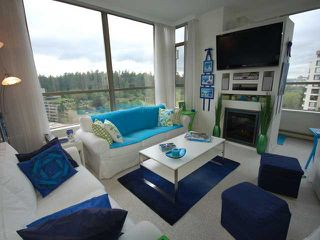 Photo 3: 1206 5885 OLIVE Avenue in Burnaby: Metrotown Condo for sale (Burnaby South)  : MLS®# V977827